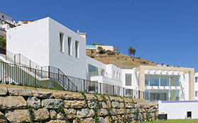 Elevated Contemporary Villa Los Arqueros Golf Resort, Benhavis